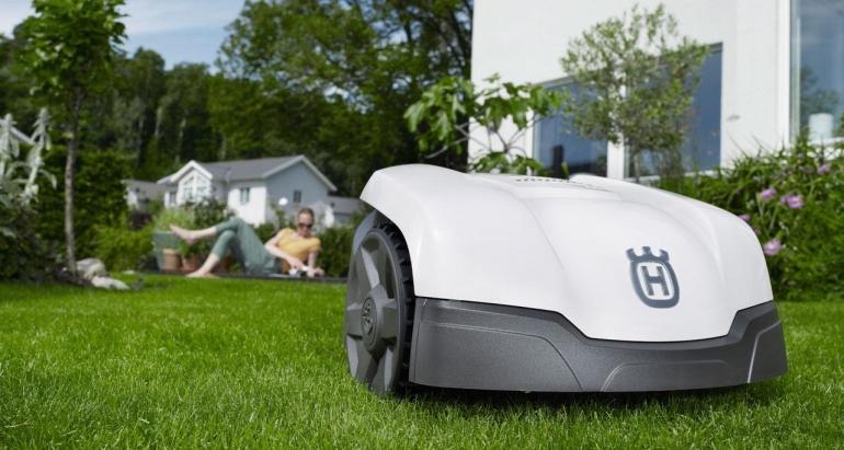 Geniet nu van uw zomervakantie met uw robotmaaier !